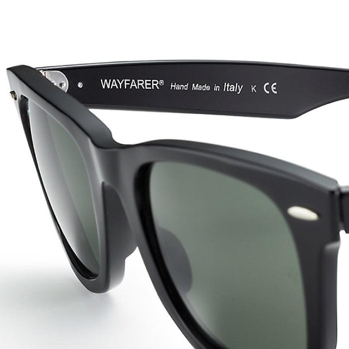 Wayfarer – Negro Classic