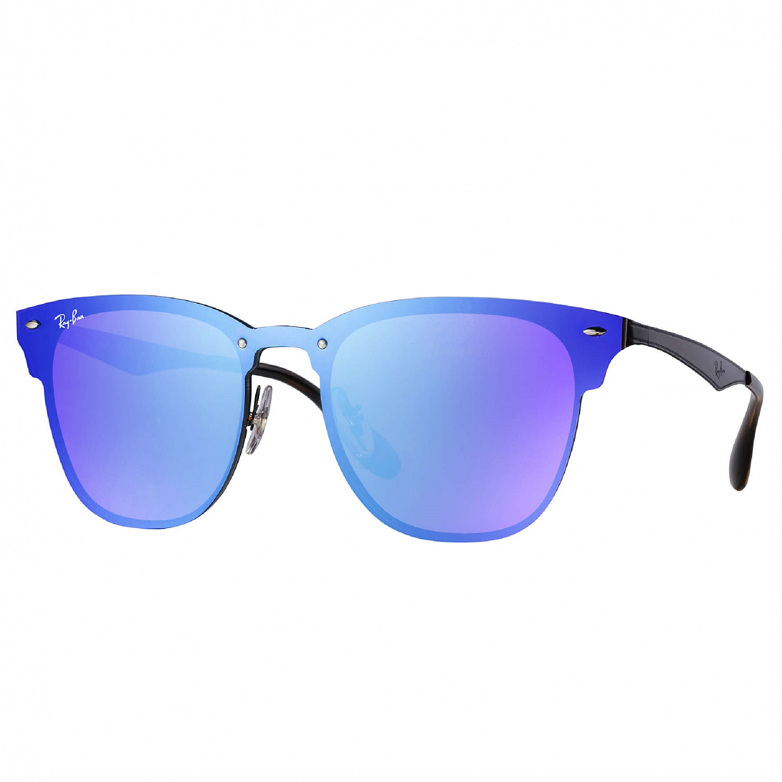 Clubmaster Blaze Azul Espejo Collection