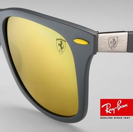 0d114dda75 Wayfarer Liteforce Collection Ferrari Amarillo Polarizado | Drago
